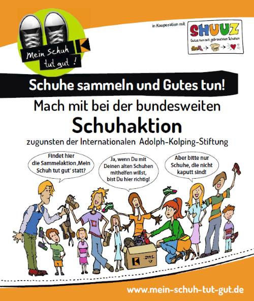 schuhaktion